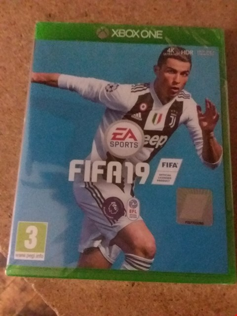 Lot 2397 FIFA19 FOR XBOX ONE