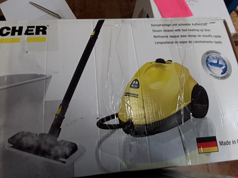 Lot 7134 BOXED KÄRCHER SC 1.020 PRESSURE WASHER
