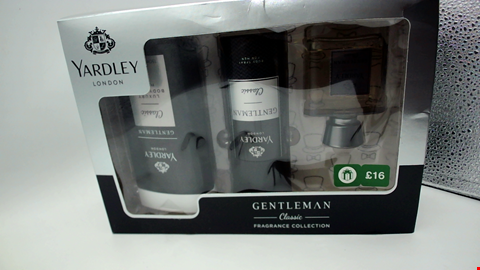 Lot 33 YARDLEY GENTLEMANS CLASSIC FRAGRANCE COLLECTION
