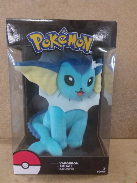 Lot 454 BRAND NEW BOXED POKEMON VAPOREON