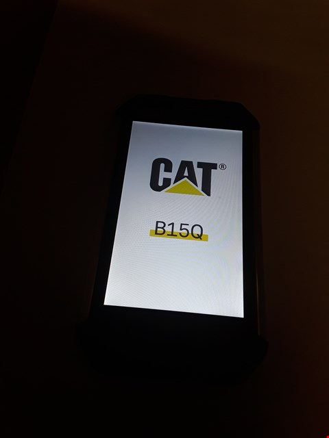 Lot 7 CAT B15 ANDROID SMARTPHONE