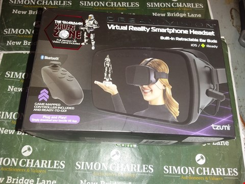 Lot 12285 BOXED DREAM VISION VIRTUAL REALITY SMARTPHONE HEADSETS