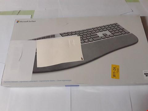 Lot 1780 MICROSOFT SURFACE ERGONOMIC KEYBOARD