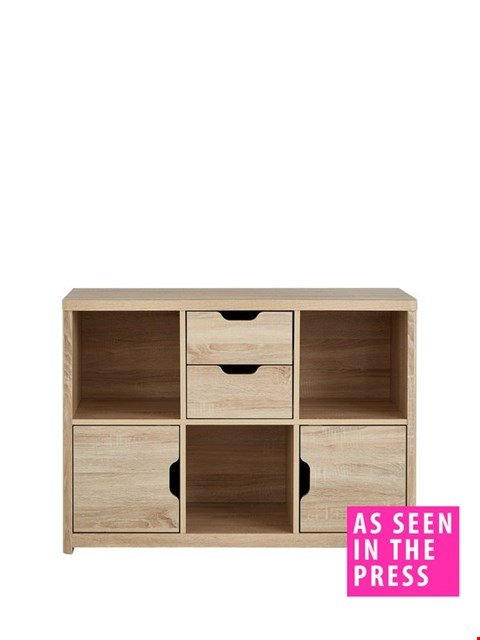 Lot 392 ASPEN MULTI STORAGE UNIT OAK