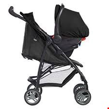 Lot 82 BRAND NEW BOXED GRACO LITERIDER TRAVEL SYSTEM KY9YH RRP £209.99