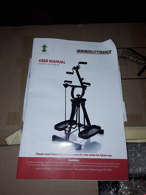 Lot 3492 BOXED MINI MULTI GYM FULL BODY MOBILITY WORKOUT