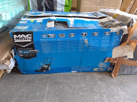 Lot 1056 BOXED MACALLISTER MLMP575SP46 RRP £300.00