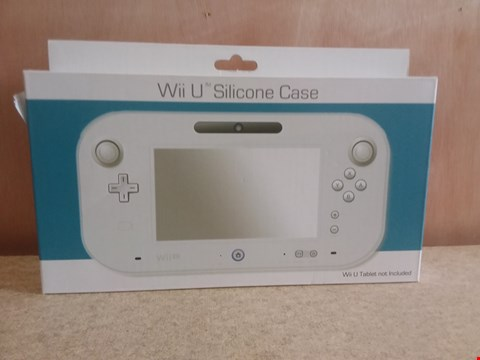 Lot 653 10 BRAND NEW BOXED WII U SILICONE CASES ( WII U TABLET NOT INCLUDED )