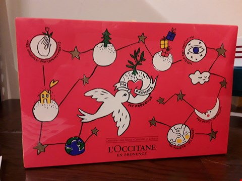 Lot 7010 L'OCCITANE CALENDAR OF DREAMS