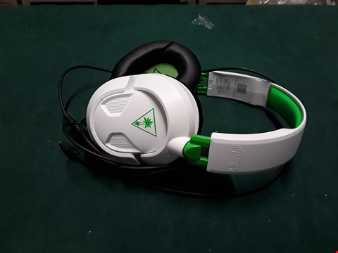 Lot 1085 TURTLE BEACH EAR FORCE GAMING HEADPHONES  RRP £39.99