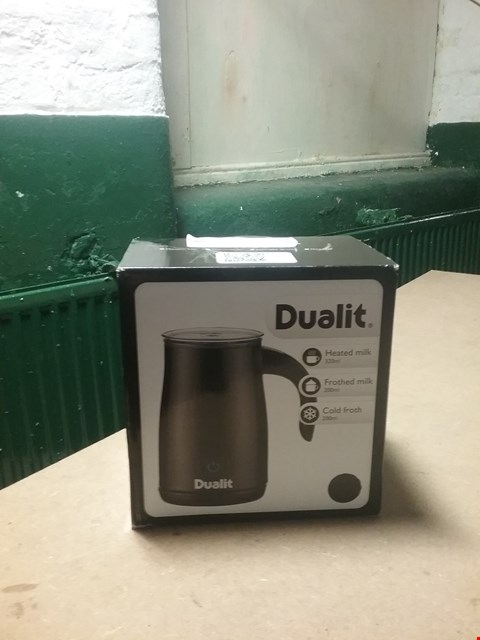 Lot 3379 DUALIT MILK FROTHER