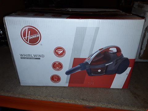 Lot 2516 HOOVER WHIRLWIND BAGLESS VACUUM CLEANER