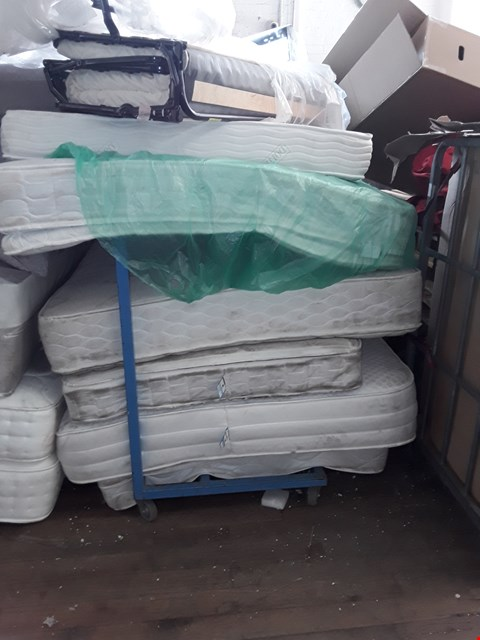 Lot 6506 A LOT OF APPROXIMATELY 6 ASSORTED UN BAGGED MATTRESSES - WAREHOUSE MARKS
