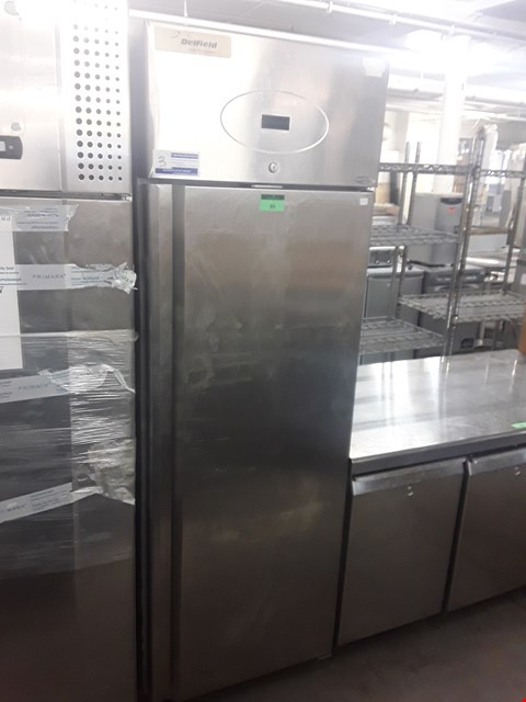 Lot 91 TALL COMMERCIAL FRIDGE