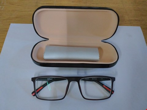 Lot 1591 DI-MARCO STYLE GLASSES WITH CASE