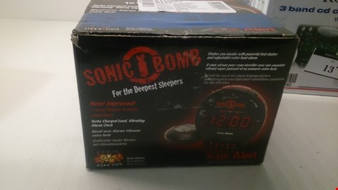 Lot 10 BOXED SONIC BOOM