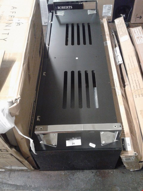 Lot 7158 AVF UNIVERSAL TV BASE BLACK