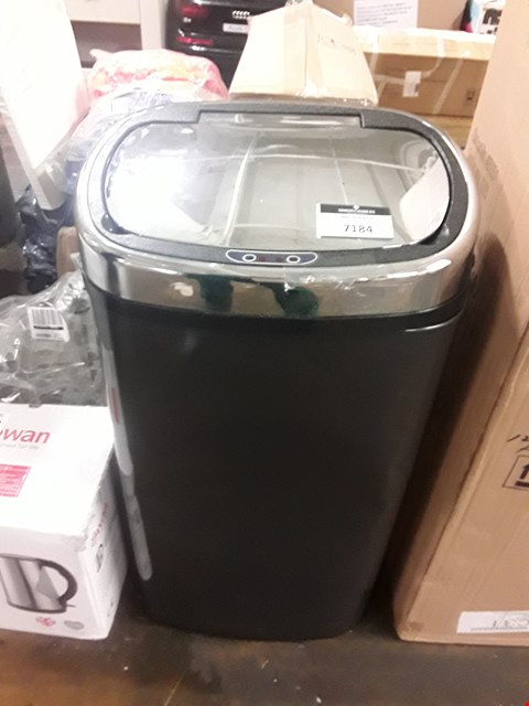 Lot 2074 TOWER 58L SQUARE SENSOR BIN RRP £75
