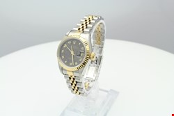 Lot 3 ROLEX LADIES OYSTER PERPETUAL DATEJUST REF: 69173