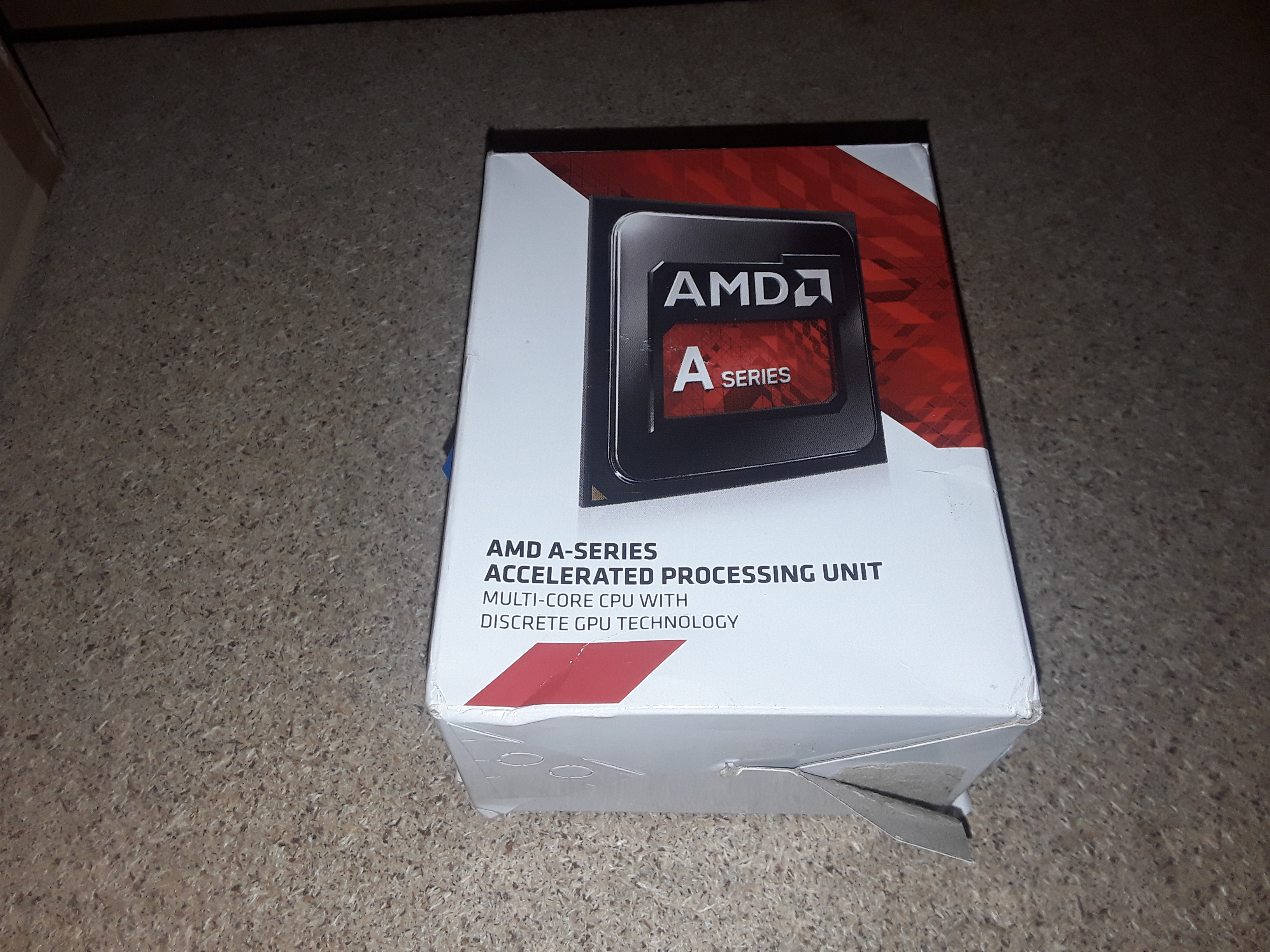 Lot 10059: AMD A SERIES ACCELERATED PROCESSING