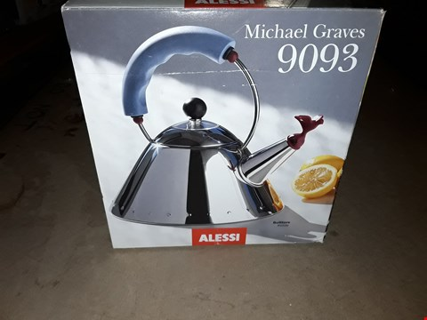 Lot 687 ALESSI KETTLE