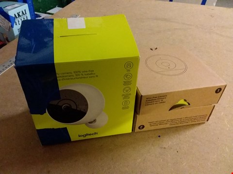 Lot 954 LOGITECH CIRCLE 2 INDOOR/OUTDOOR SECURITY CAMERA