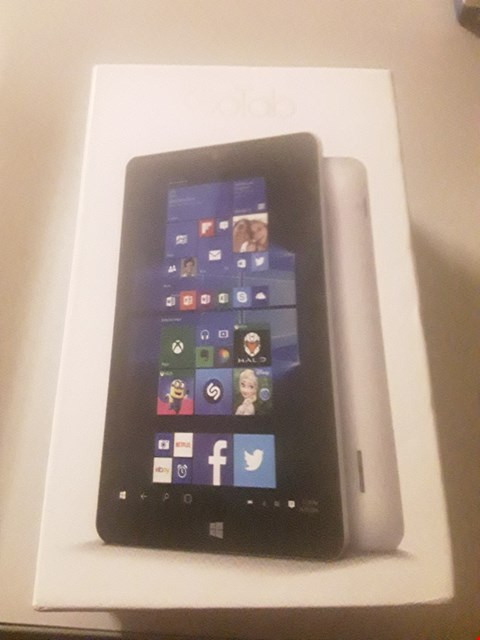 "Lot 4046 BOXED GOTAB 7"" WINDOWS 10 TABLET"