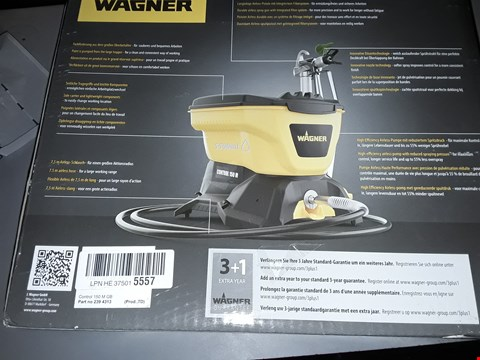 Lot 8325 WAGNER 2394313 AIRLESS CONTROL 150 M PAINT SPRAYER