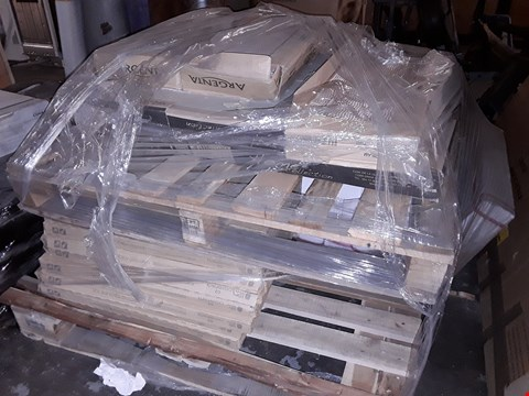 Lot 208 PALLET OF ASSORTED TILES