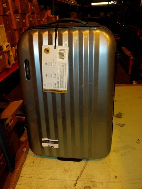 "Lot 6049 CONSTELLATION 26 LITRE 20"" ATHENA TROLLY SUITCASE - SILVER"