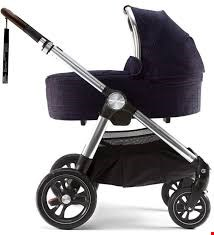 Lot 4 BOXED MAMAS AND PAPAS OCARRO PUSHCHAIR/STROLLER AND CARRYCOT