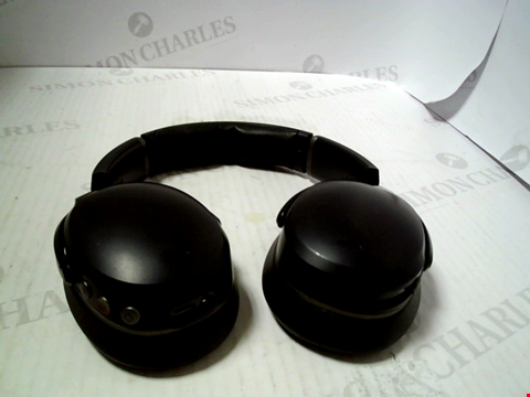 Lot 5560 SKULLCANDY CRUSHER WIRELESS OVER-EAR HEADPHONES WITH ACTIVE NOISE CANCELLATION - BLACK RRP £309.99