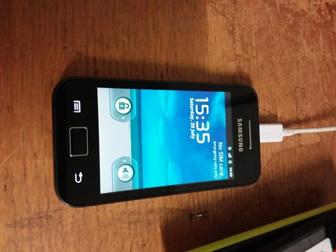 Lot 4634 SAMSUNG GALAXY ACE GT S5830