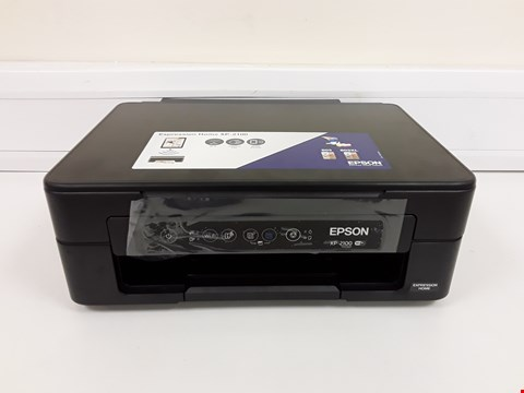 Lot 60 EPSON EXPRESSION HOME XP-2100 PRINTER