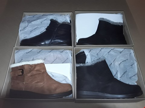 Lot 58 LOT OF 10 ASSORTED BOXED PAIRS OF CUSHION WALK SHOES IN VARIOUS SIZES