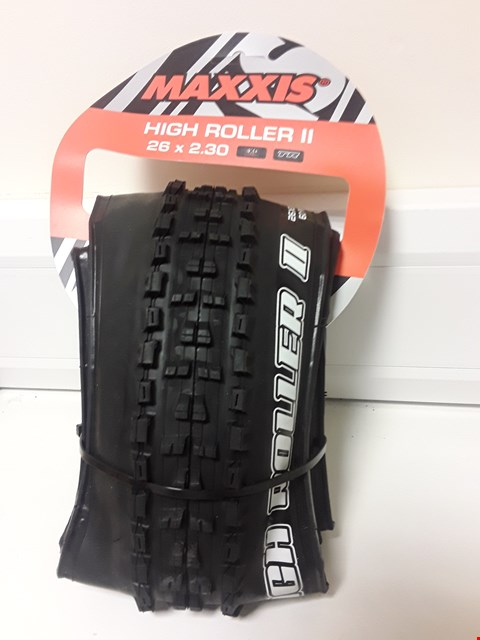 Lot 4312 MAXXIS HIGH ROLLER II 26 × 2.3 TYRE