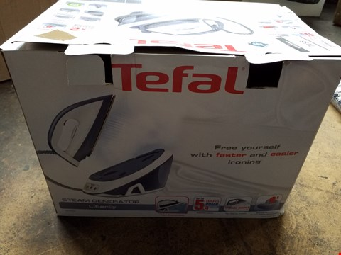 Lot 187 TEFAL LIBERTY STEAM GENERATING IRON