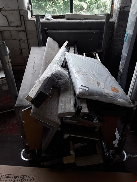 Lot 334 PALLET OF ASSORTED FURNITURE - PARTS