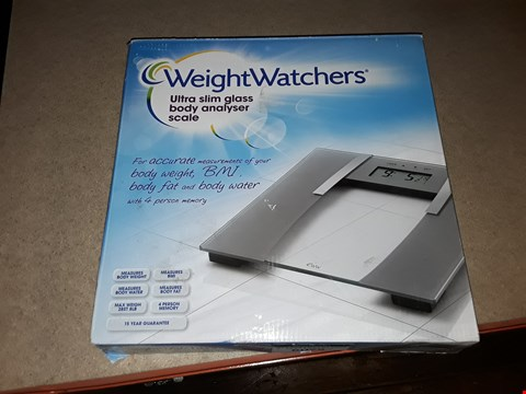 Lot 3511 LOT OF 3 WEIGHT WATCHERS BATHROOM SCALES