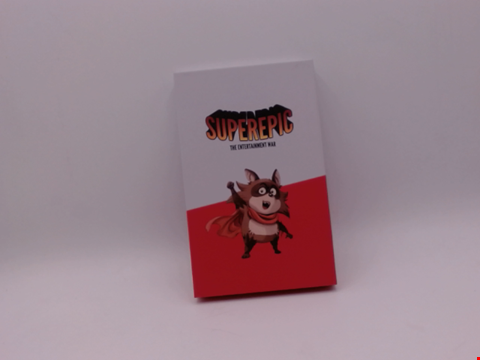 Lot 3056 BRAND NEW BOXED NUMSKULL GAMES SUPEREPIC ENAMEL WAR BADGE SET NINTENDO SWITCH TIE IN COLLECTABLE