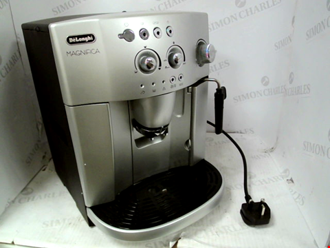 Lot 11128 DELONGHI MAGNIFICA BEAN TO CUP COFFEE MACHINE