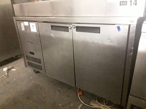 Lot 9055 WILLIAMS DOUBLE DOOR REFRIGERATION UNIT