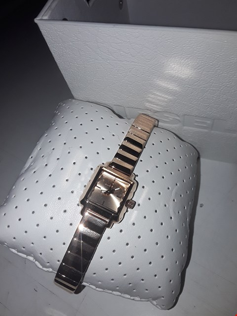 Lot 3071 DIESEL URSULA ROSE GOLD TONE LADIES WATCH RRP £219.00