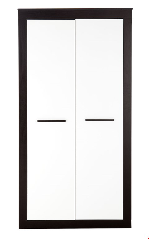 Lot 60 MELBOURNE 2 DR WARDROBE (2 BOXES) RRP £100
