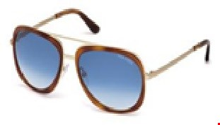 Lot 235 BRAND NEW TOM FORD MALE SUNGLASSES FT0469 56W 59 RRP £280