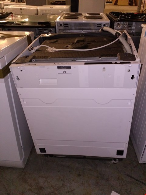 Lot 50 SWAN SDW2022W 12-PLACE FULL SIZE DISHWASHER - WHITE