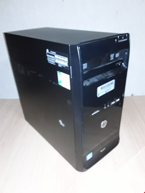Lot 1016 HP  PRO 3500 SERIES MT INTEL CORE I-5 COMPUTER