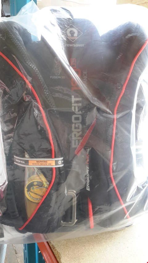 Lot 99 CREWSAVE ERGOFIT 190OS LIFEJACKET