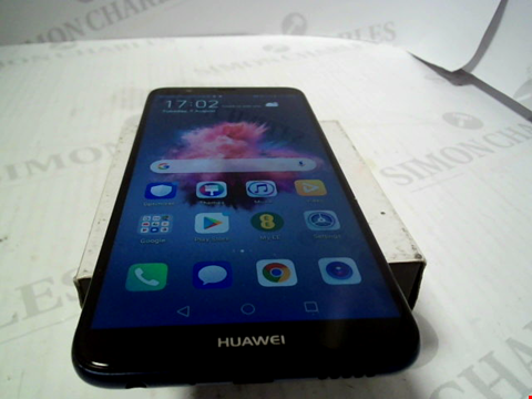 Lot 6116 HUAWEI P SMART 32GB ANDROID SMARTPHONE