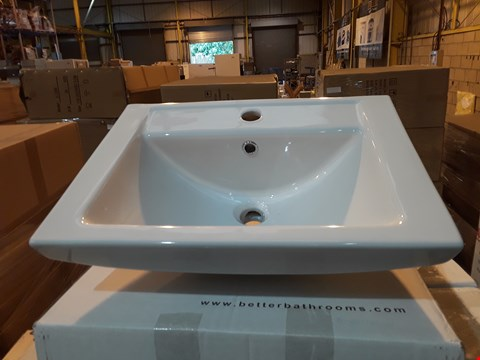 Lot 10100 BOXED BRAND NEW MODENA 500 BASIN